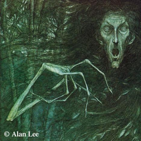 Halloween 2009/ benvenuti nella foresta nera!